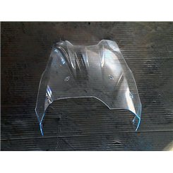 Cupula rascada / BMW F800 GS