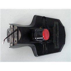 Portamatriculas / Honda VFR 800 '04