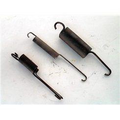 Muelles / Honda Silverwing 600