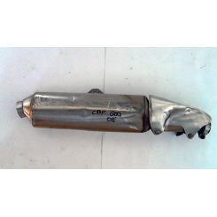 Escape (para reparar) / Honda CBF 600 '08