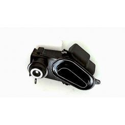 Purificador aire izquierdo / Honda CBF 600 '08