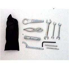 Bolsa herramientas / Kawasaki Eliminator 125