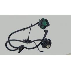 Sistema de frenado delantero / GPZ 400