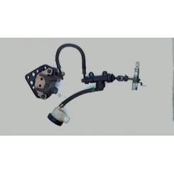 Sistema de frenado trasero / GPZ 400