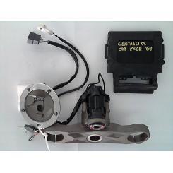 CDI, Llaves, Clausor, Tapon / Kawasaki ZX6R '08