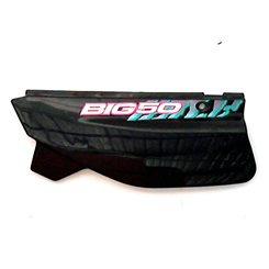 Tapa trasera izquierda (reparar) / Suzuki DR Big 50