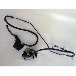 Sistema freno trasero / Yamaha Tmax 500 '08