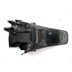 Portamatriculas (gastado) / Peugeot Buxy 50