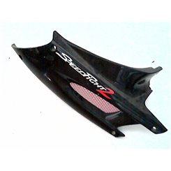 Tapa bajo asiento derecha / Peugeot Speedfight 2