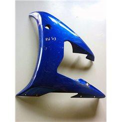 Carenado izquierdo (rascado) / Yamaha YZF R6 ´03