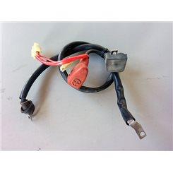 Cables rele arranque / Honda CBR 929