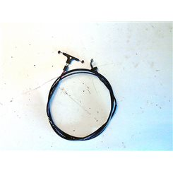 Cables cierre baul / Yamaha X-Max 125 ´07