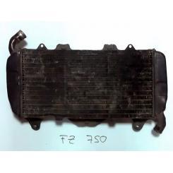 Radiador / Yamaha FZ 750
