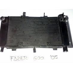 Radiador / Yamaha Fazer