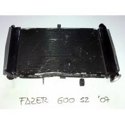 Radiador / Yamaha Fazer 600 S2