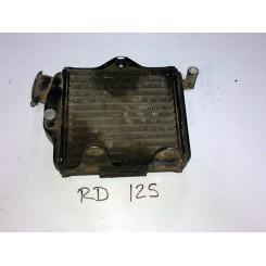 Radiador / Yamaha RD 125