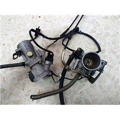 Cuerpo inyeccion completo / Hyosung GTR 250