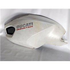 Tapa izquierda (pintar) / Ducati 696 '11
