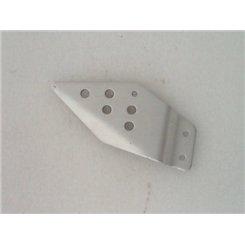 Embellecedor aluminio izquierdo / Kawasaki Z750